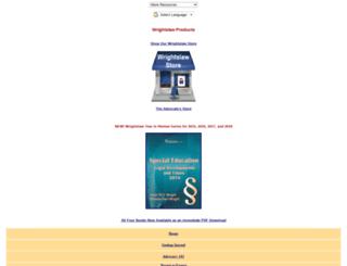 fetaweb.com screenshot