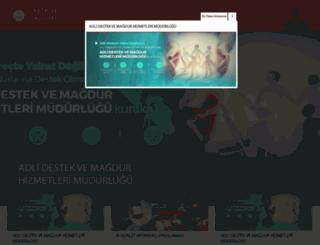 fethiye.adalet.gov.tr screenshot