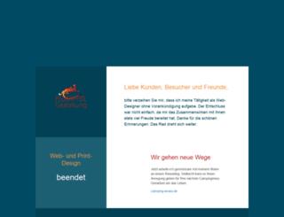 feuerpfeil.net screenshot