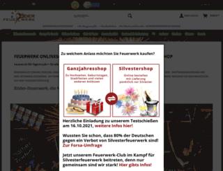 feuerwerk-online-kaufen.de screenshot