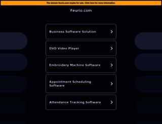 feurio.com screenshot