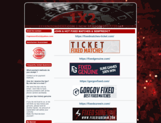 feyenoord1x2.com screenshot