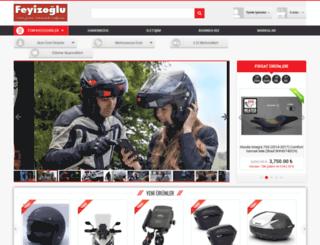 feyizoglu.com screenshot