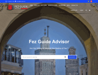 fez-guide.com screenshot