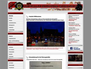 ff-quedlinburg.de screenshot