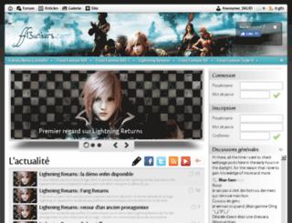 ff13univers.com screenshot
