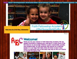 ffacademy.org screenshot