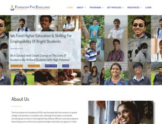 ffe.org screenshot