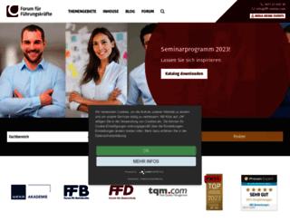 fff-online.com screenshot