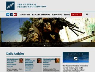 fff.org screenshot