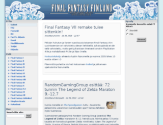 fffin.com screenshot