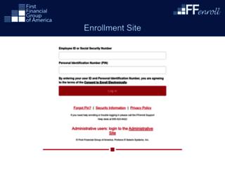 ffga.benselect.com screenshot