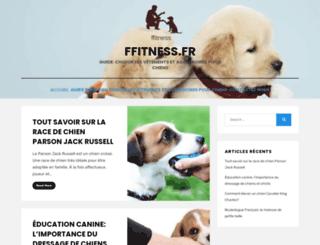 ffitness.fr screenshot