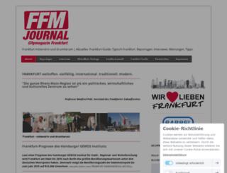 ffm-journal.de screenshot