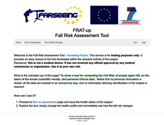 ffrat.farseeingresearch.eu screenshot