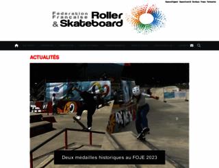 ffroller.fr screenshot