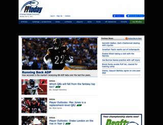 fftoday.com screenshot