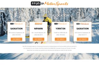 ffunmotorsports.com screenshot