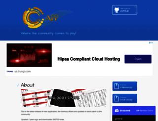 ffxiv-app.com screenshot