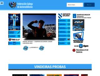 fga.es screenshot