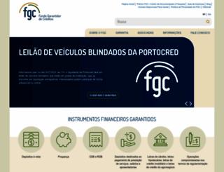 fgc.org.br screenshot