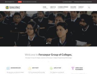 fgceducation.com screenshot