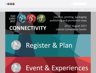fgdexpo.com screenshot