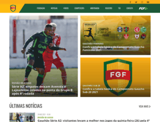 fgf.com.br screenshot