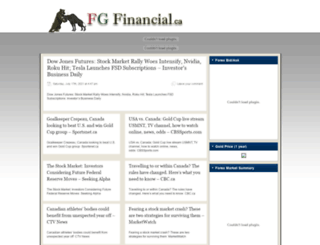 fgfinancial.ca screenshot