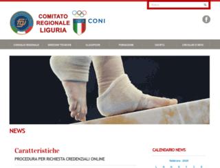 fgiliguria.com screenshot