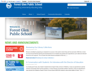 fgl.wrdsb.on.ca screenshot