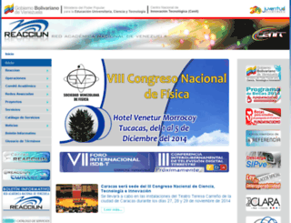 fgma.gov.ve screenshot