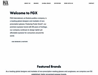 fgxi.com screenshot