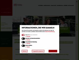 fh-hagenberg.at screenshot