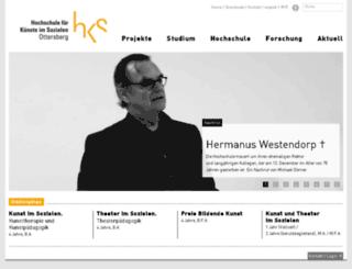 fh-ottersberg.de screenshot