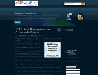 fhaarizona.net screenshot
