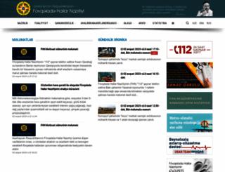 fhn.gov.az screenshot