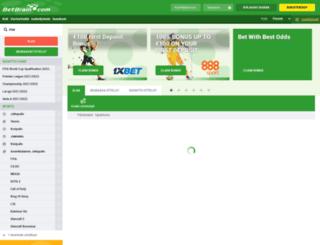 fi.betbrain.com screenshot