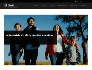 fiab.es screenshot