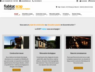 fiabitat.com screenshot