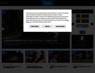 fiaerc.com screenshot