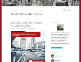 fiamavsa.wordpress.com screenshot