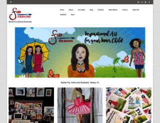 fiasdesigns.com screenshot