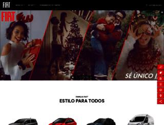fiat.com.mx screenshot