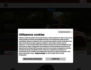 fiat.pt screenshot