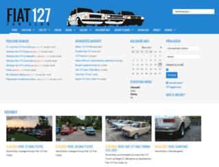 fiat127.cz screenshot