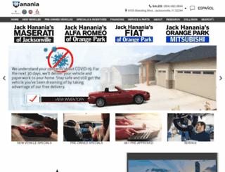 fiatusaoforangepark.com screenshot