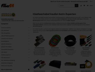 fiber24.net screenshot