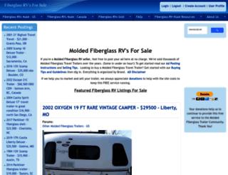 fiberglass-rv-4sale.com screenshot