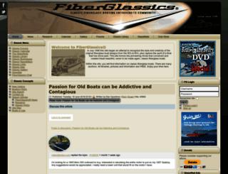 fiberglassics.com screenshot